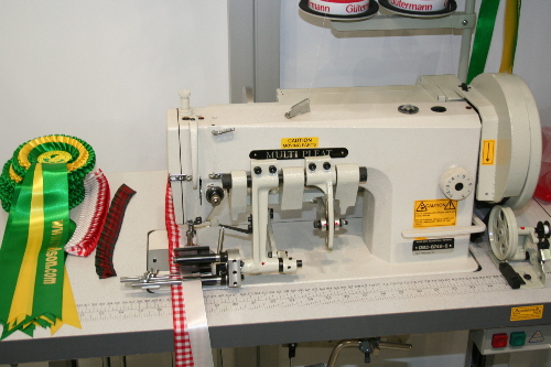 Box Pleat Machines for Rosettes