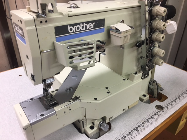 Brother B257-051-8 cylinder arm cover stitch