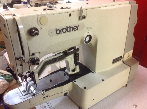 Brother B430E electronic bartack