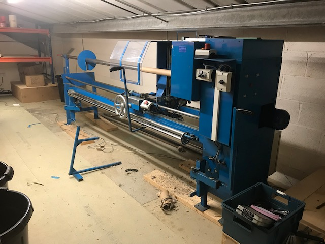 TW Eaton Slitter Strip Cutting Machine