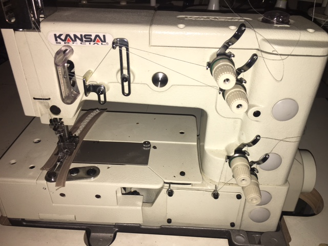 Kansai Special PX-302-5W picot machine