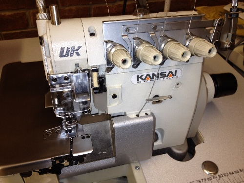 Kansai Special UK-2014H-50M four thread overlock