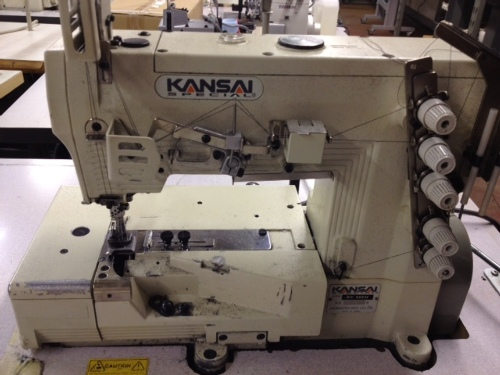 Kansai Special WX-8803F split tube binder